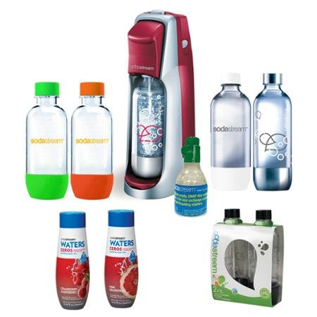 sodastream jet white starter kit - 4