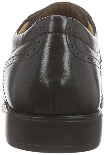 Bristol Manz K Noir Noir Ago Homme III Derby 001 pp6wrd