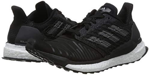 Noir W Chaussures Pour Solar negb Femme De Boost Course Adidas wwTC7q8