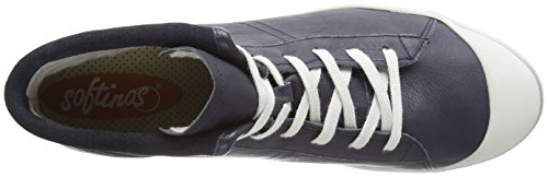 Blu Sneaker Alto Collo navy Donna Kot467sof A 002 Softinos Oa6Pa