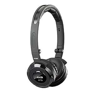 AKG K830-BT - Auriculares de diadema abiertos (con micrófono, Bluetooth, inalámbricos), color negro