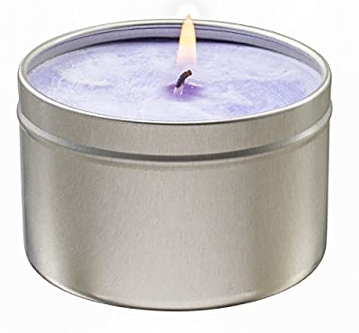 Scented Candles Soy Wax Aromatherapy Candles tinplate
