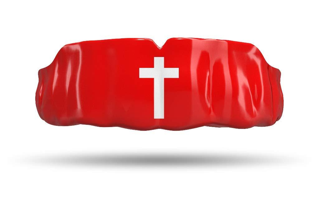 Impact Custom Professional MMA/Boxing/Muay Thai Mouthguard (Christian)