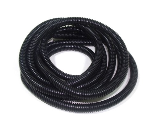 (Taylor Cable 38110 Black Convoluted Tubing)