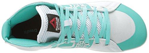 Reebok Women's Crossfit Lite TR Training Shoe Reflection Blue/Timeless Teal poTbxnQe