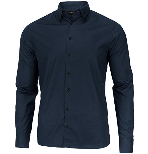 Nimbus Brentwood Casual Stretch Business - Navy - - Of Streets Brentwood The