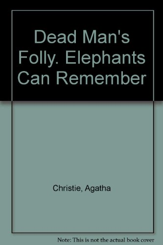 Dead Man's Folly & Elephants Can Remember (Collected - Remember Can Elephant