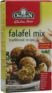 Orgran: Gluten Free Falafel Mix 7 Oz (8 Pack)