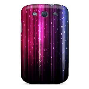 Faddish Phone Colors Case For Galaxy S3 / Perfect Case Cover