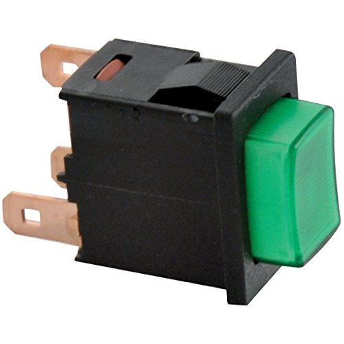 Baxi - Push-button l4 n/green - : S15804542