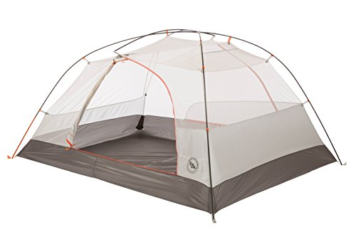 (Big Agnes - Copper Spur HV UL3 mtnGLO Tent,Grey,3 Person)