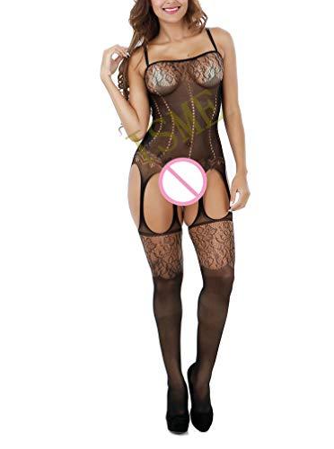 Sexy Woman's Lingerie Porn Teddy Transparent Babydoll Erotic Lingerie Sexy Erotic Lingerie,ny636,One Size