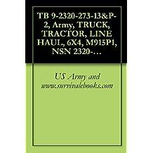 TB 9-2320-273-13&P-2, Army, TRUCK, TRACTOR, LINE HAUL, 6X4, M915P1, NSN 2320-01-525-7451, TRUCK, TRACTOR, LINE HAUL, 6X4, M915A1P1, NSN 2320-01-525-7444, ... 2320-01-531-2638, WITH AIR CONDITIONING KIT