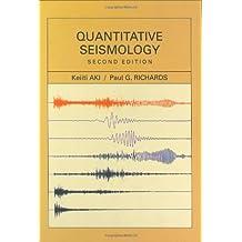 Quantitative Seismology: Theory and Methods