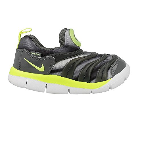 """Nike Dynamo Free Print TD """"Dark Grey"""" 834366-001"""