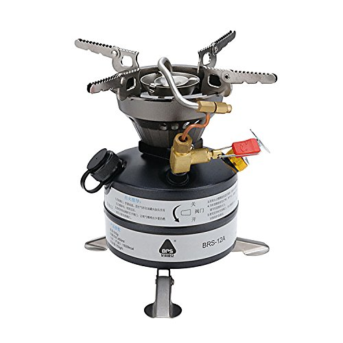 BRS Gasoline Stove Cooking Stove Camping Stove Outdoor Stove by Ubens B004HHWC44