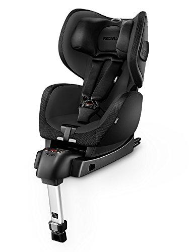 Recaro 6137.21207.66 Optiafix, Gruppe I Kindersitz mit integrierter Isofix-Basis, 69-72 x 44 x 70-75 cm