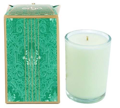 (Ergo Sage Pine Soy Candle Sage Pine -10oz.)