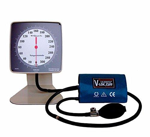 Baum Baumanometer Blood Pressure Desk Aneroid 0920
