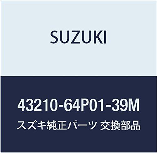 SUZUKI (スズキ) 純正部品 ホイール 品番43210-64P01-39M B01N0EK0JL