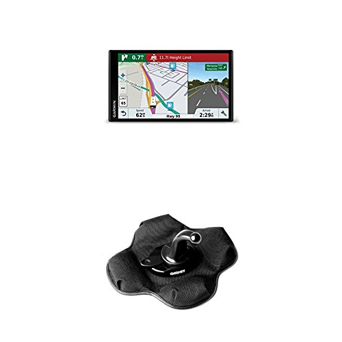 Garmin RV 770 NA LMT-S and Portable Friction Mount - Frustration Free Packaging by
