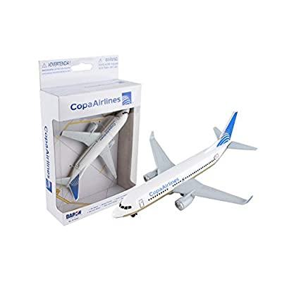 Daron RT0204 Airlines Single Plane, Copa: Toys & Games