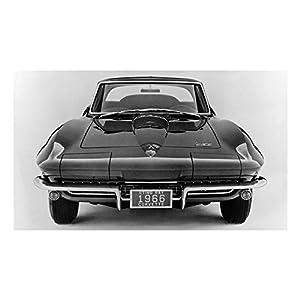 1966 Chevrolet Corvette Automobile Photo Poster