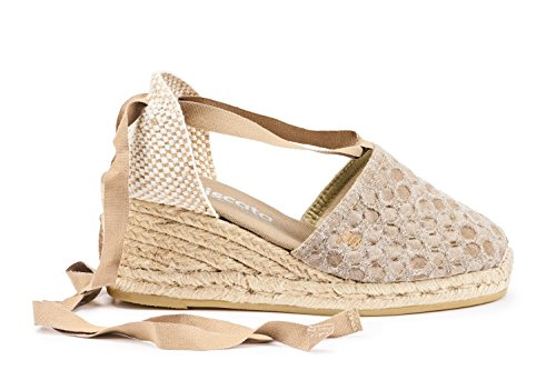 Bubblemauve Made Classic Spain Ankle Escala 2 Heel in Heel Mauve VISCATA Closed Toe Soft Espadrilles 5
