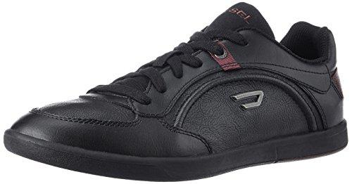 Diesel Starch Hombre Zapatillas Negro Negro