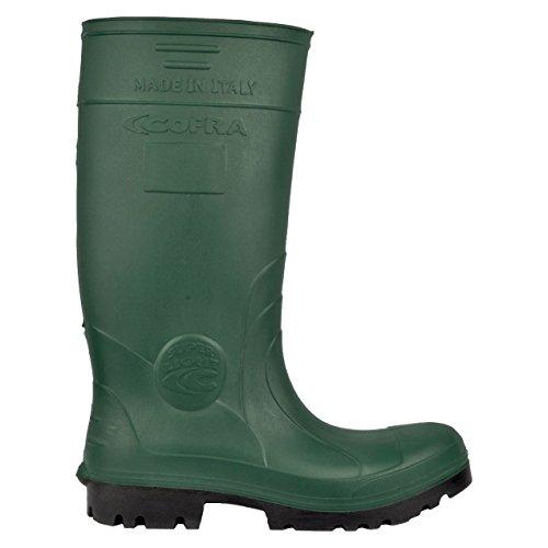 """Cofra 00010–047.w44taglia 44S5CI SRC """"Cacciatore di nuove scarpe di sicurezza, colore: verde"""