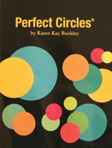 Quilting Circle Templates - Karen Kay Buckley KKB6823 's Perfect Circles