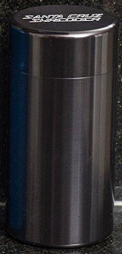 Santa Cruz Shredder Storage Container   Black