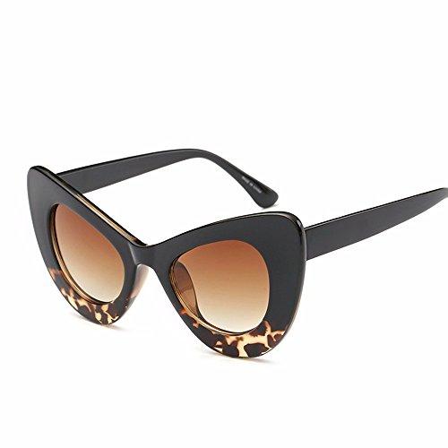 Thé la progressive de léopard uv des mode lunettes soleil lunettes anti personnalité de des wAq6PX