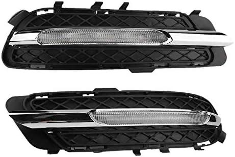 W212 E250 E300 E350 2009-2013 2128851574 2128851674 YeBetter Car LED Daytime Running Lights DRL Fog Lights for Mercedes