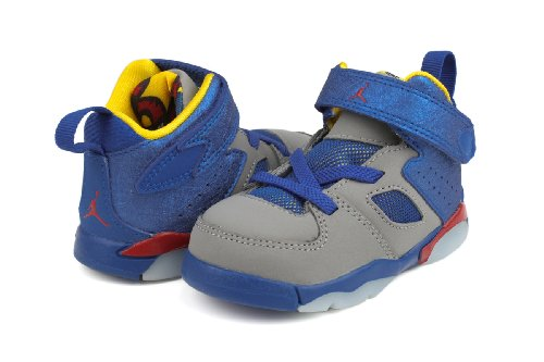 Basket Nike Jordan Flight Club 91 Bébé - Ref. 555330-027