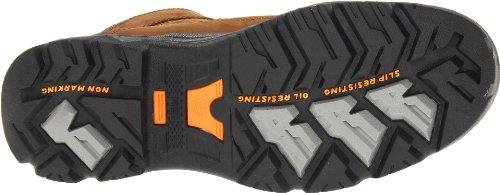 Ariat Mens Workhog Trek 5 H2o Composite Toe Chaussure De Travail Brun