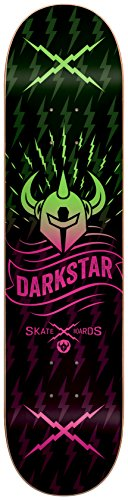 Darkstar Skateboard Deck (Darkstar 10012488 Axis Skateboard Deck, Pink Fade, Size)