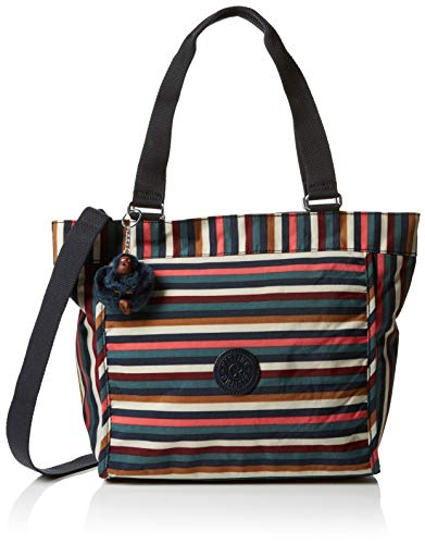 Striped Multi S New Shopper Multicolore Cabas Kipling nv7RwYxqX