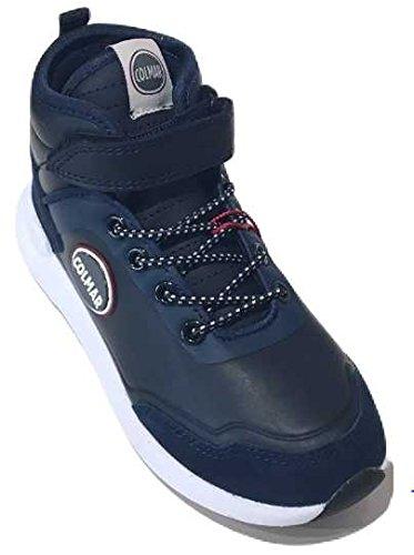 Colmar Scarpe Sneaker Blu Ragazzo Ragazza Cooper Road Y54