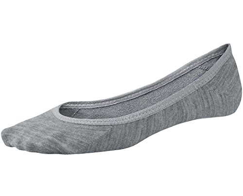 Smartwool - Womens Secret Sleuth Socks, Size: Large (2 Pack), Color: Medium Gray Heather