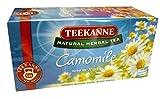 Cheap Chamomile Tea Bags (Teekanne) 20 tea bags