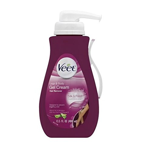 Veet Hair Removal Gel Cream Sensitive Formula - 13.5 oz - 2 pk