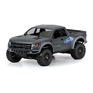 ProLine 338900 True Scale Ford F-150 Raptor SVT Clear Body