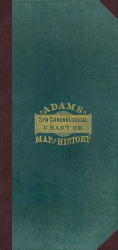 Adam's Synchronological Chart or Map of History.