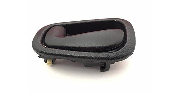 Rear Int Fits 98-02 Corolla Prism Left /& Right Manual Front Door Handle Grey