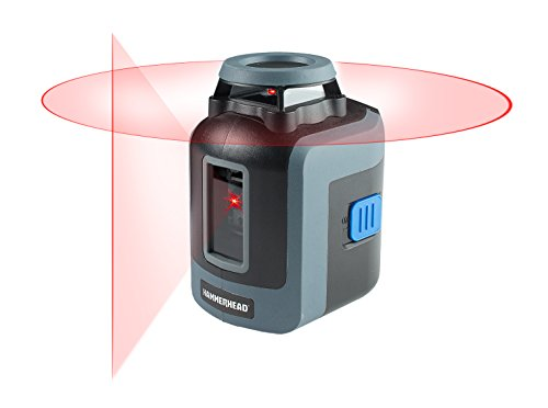 Self-Leveling 360-Degree Cross Line Laser