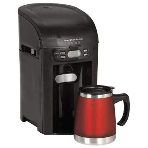 6 Cup Coffee Maker Programmable : Coffee Machines Hamilton Beach 6-Cup Coffee Maker, Programmable Brewstation 40094482740 eBay