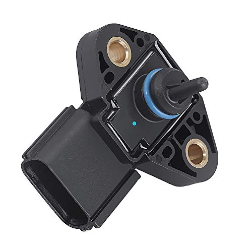 ICP Fuel Injection Pressure Sensor 3F2Z9-G756-AC for Ford Super Duty F250 F350 F450 F550 E350 E450 Mustang Focus Explorer and More