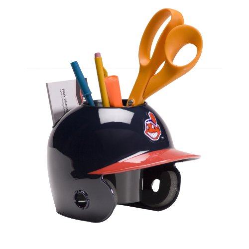 Granddaughter Collectible (MLB Cleveland Indians Desk Caddy)