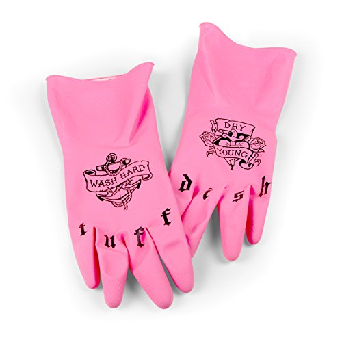organic dish gloves - 3